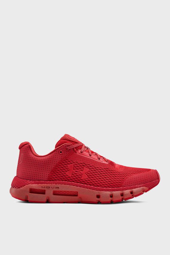 Мужские красные кроссовки UA HOVR Infinite D2D