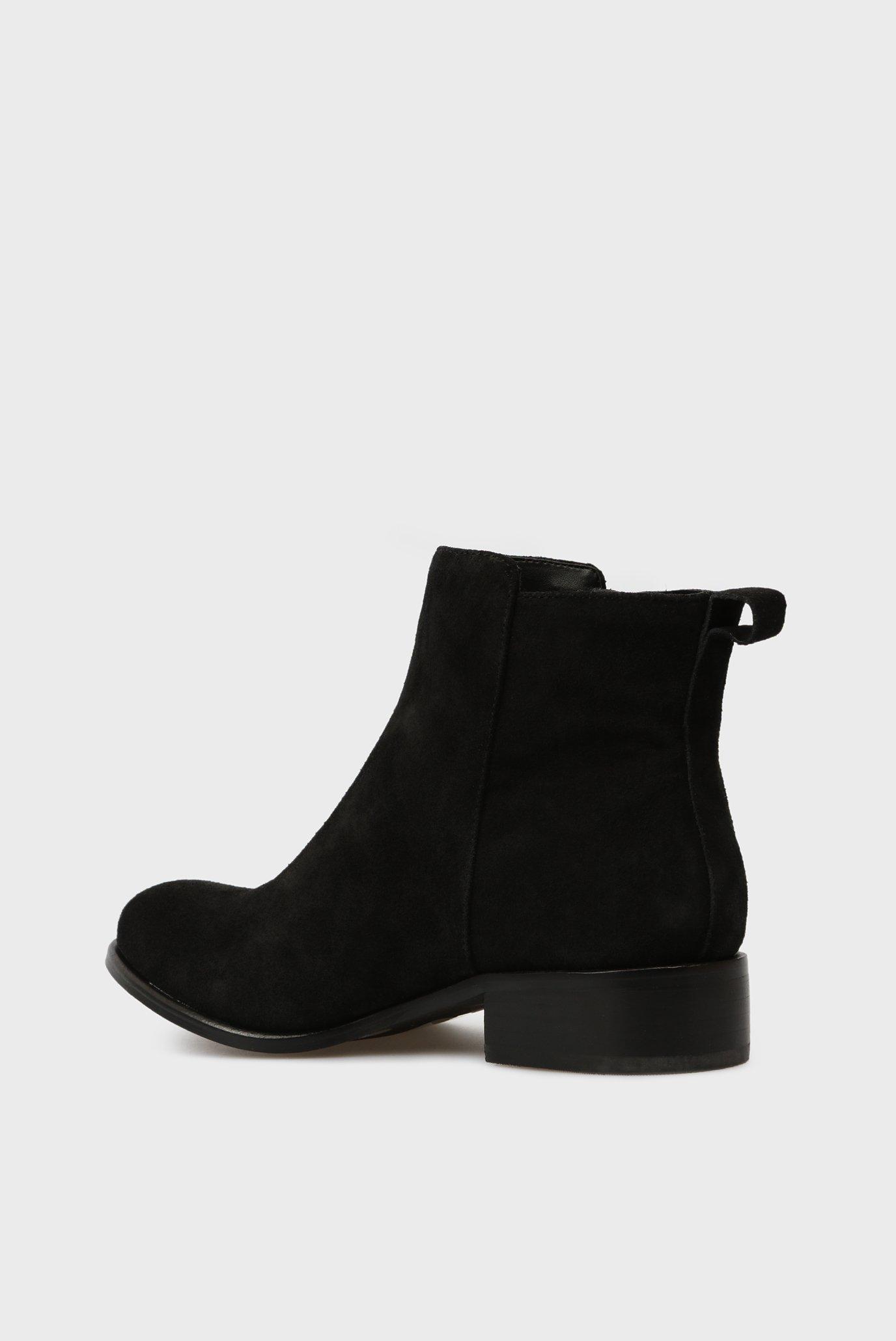 Купить Женские черные замшевые ботинки Jessica Simpson Jessica Simpson JS-KESARIA – Киев, Украина. Цены в интернет магазине MD Fashion
