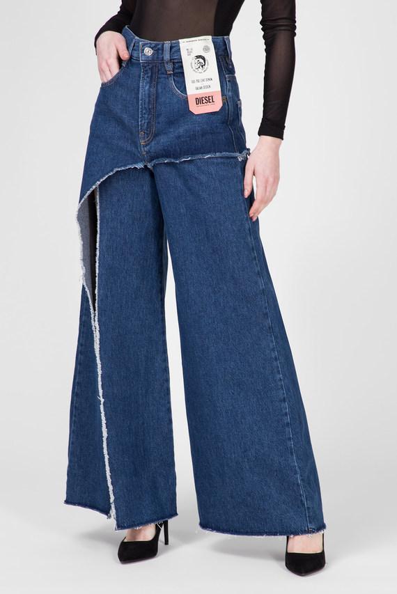 Женские синие джинсы D-IZZIER-SP