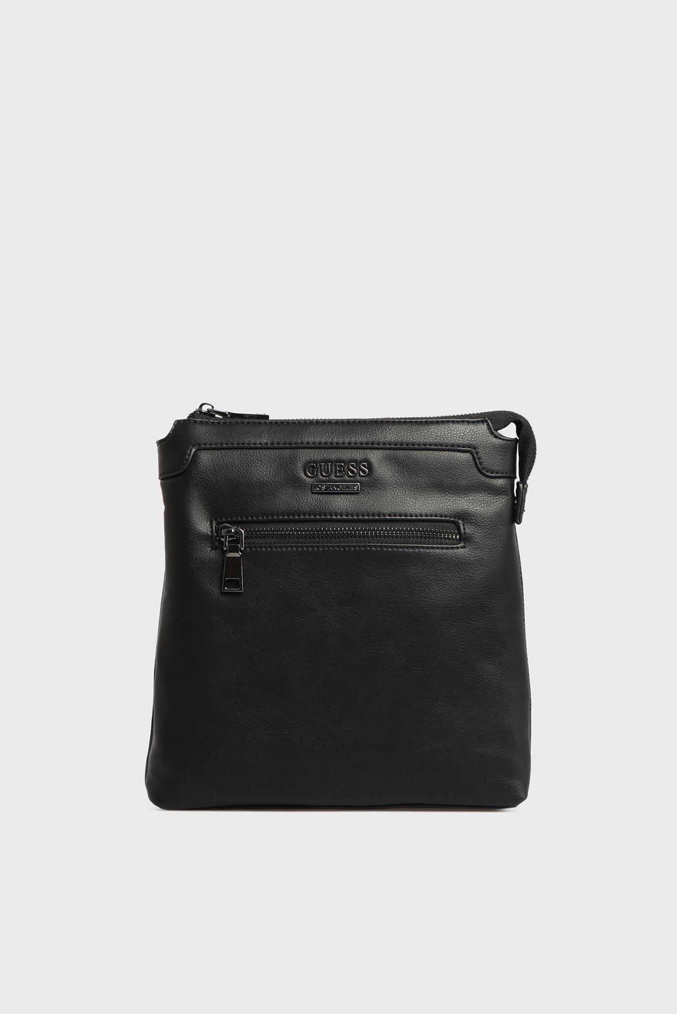 0d08a2adbfdc Купить Мужская черная сумка через плечо Guess Guess HM6101POL73 ...