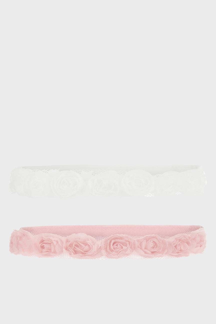 Детские повязки Rosette Rose (2 шт)
