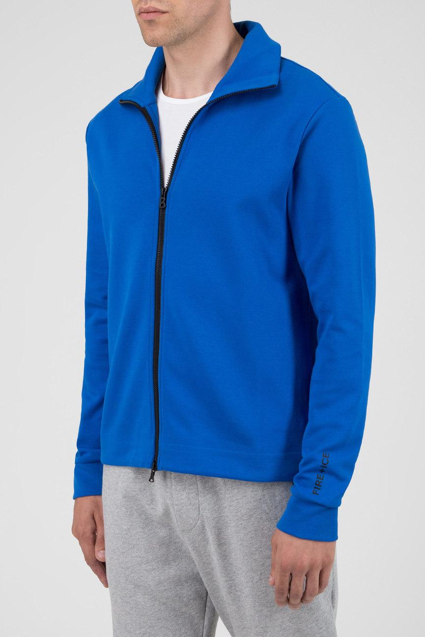 Мужская синяя спортивная кофта XAVER