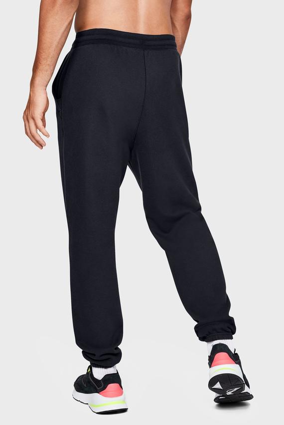 Мужские черные спортивные брюки UA PERFORMANCE ORIGINATORS FLEECE