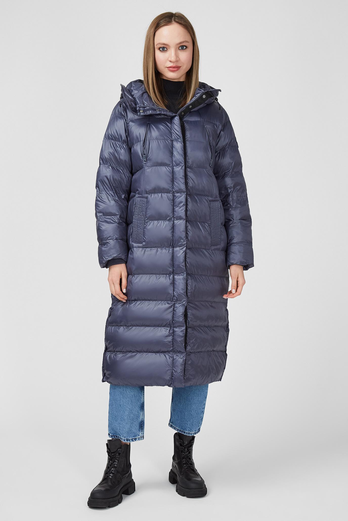 Женская синяя куртка LIZZY 1