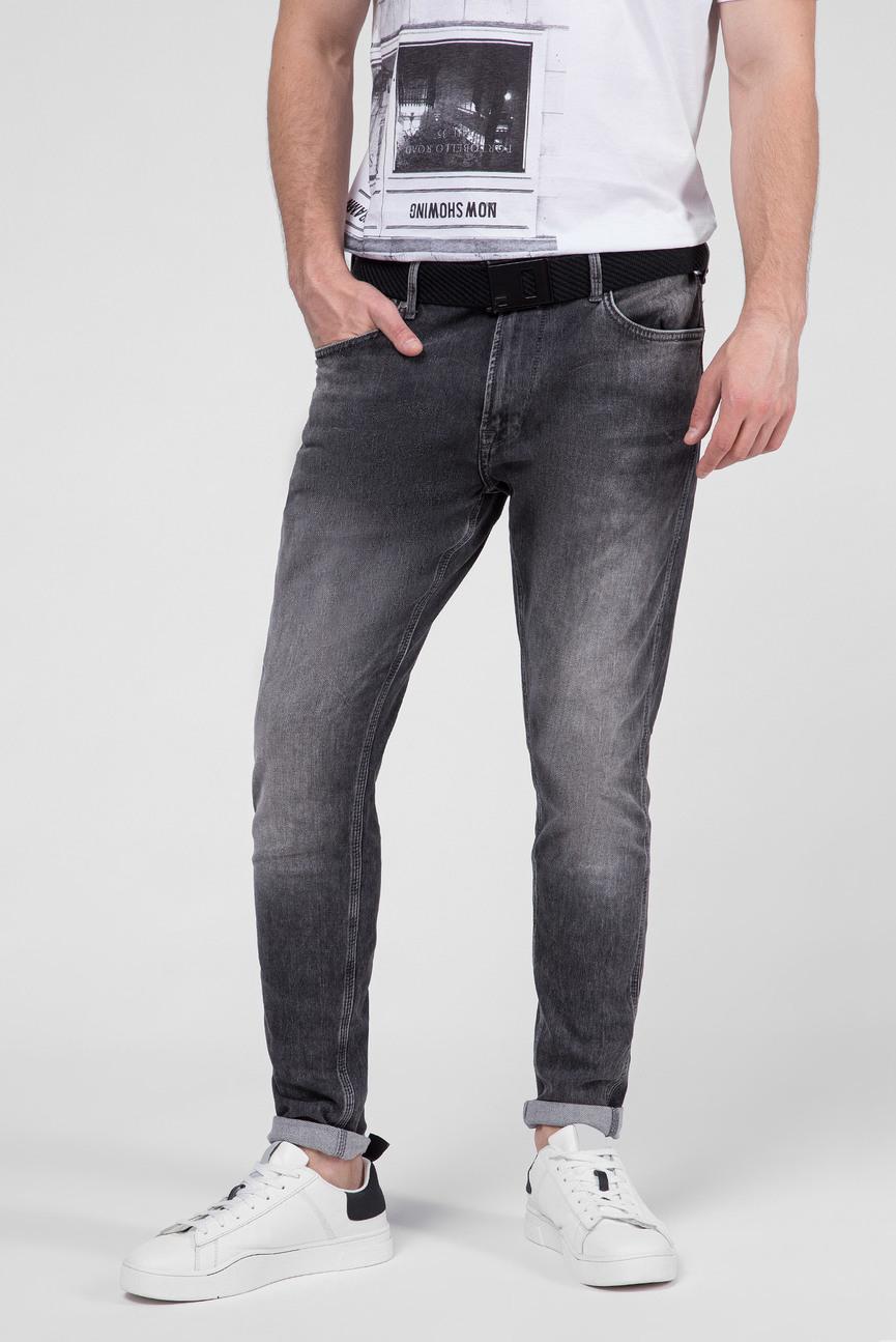 Мужские серые джинсы SMITH