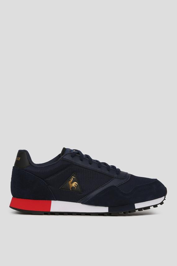 Мужские темно-синие кроссовки DELTA METALLIC