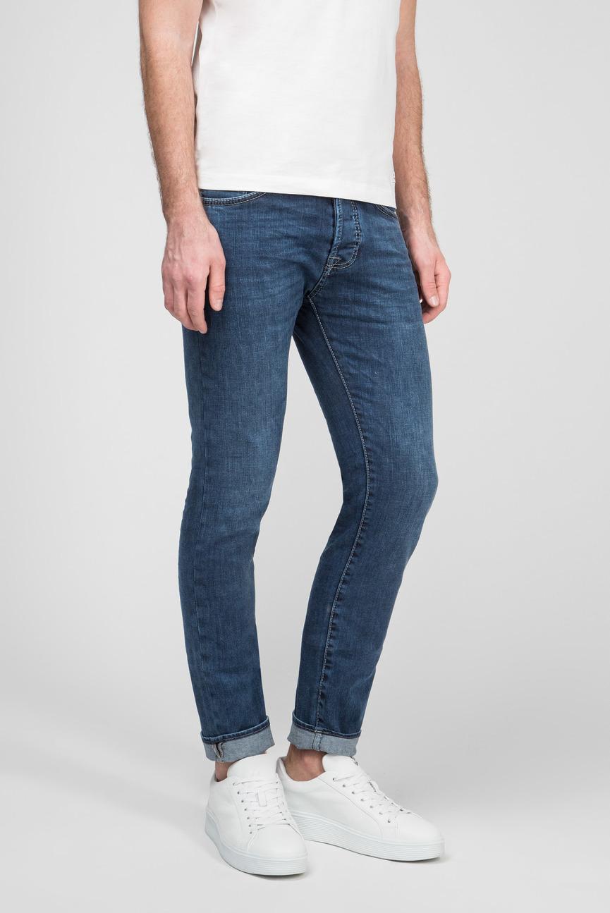 Мужские синие джинсы ANDERS