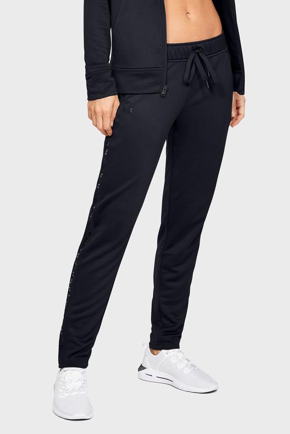 Женские черные спортивные брюки Tech Terry Pant
