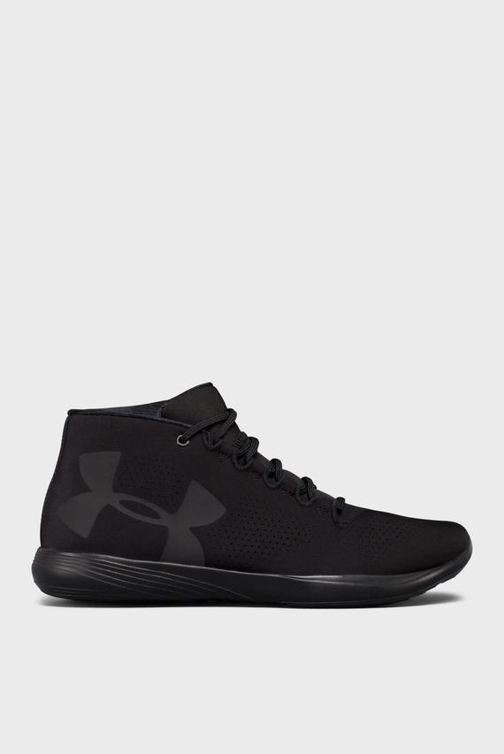 Женские черные кроссовки W Street Precision Mid
