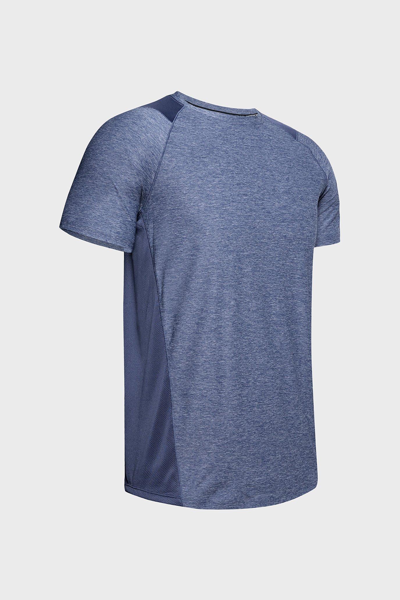 Мужская синяя футболка MK1 SS Under Armour