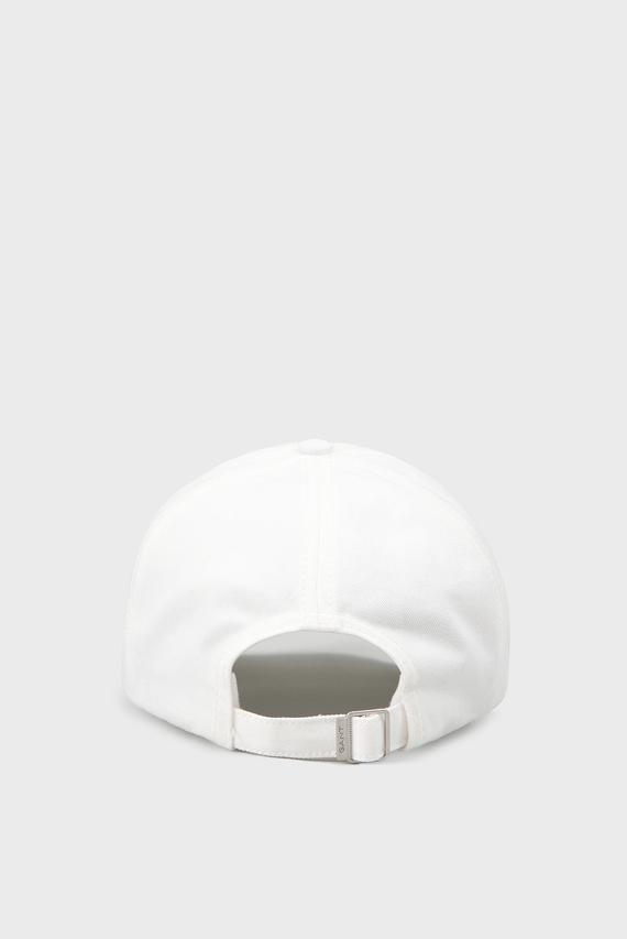 Женская белая кепка