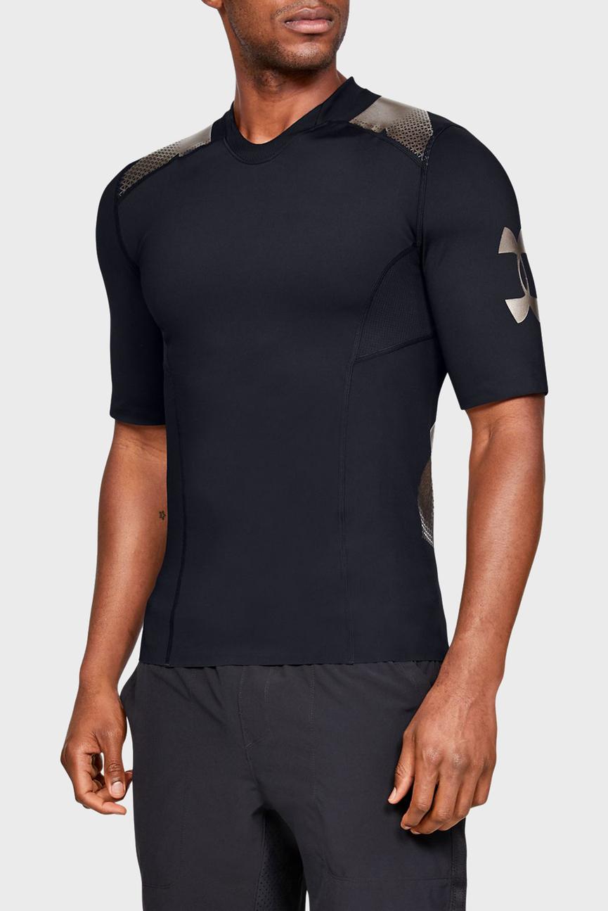 Мужская черная футболка Perpetual Superbase
