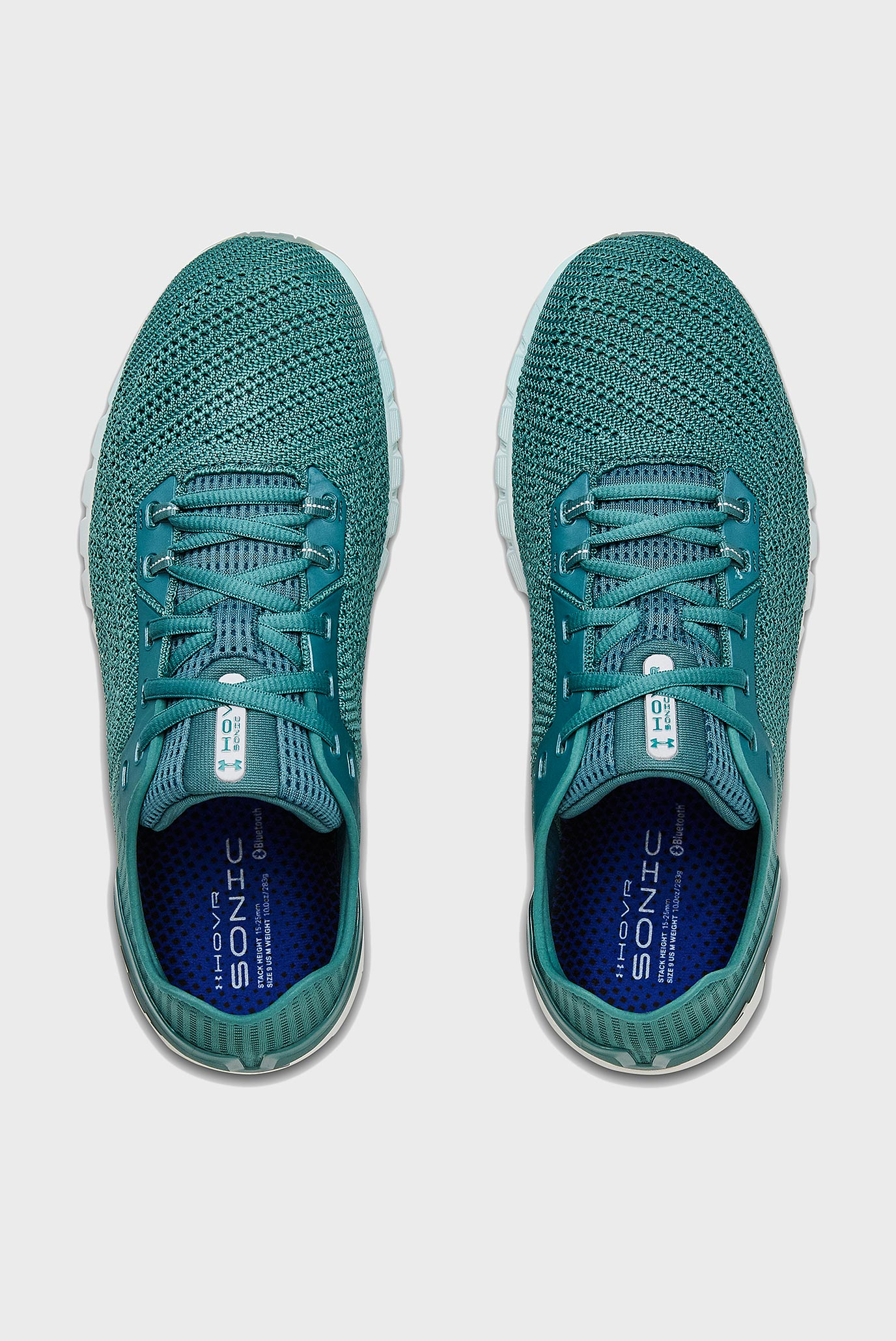 Купить Мужские голубые кроссовки UA HOVR Sonic 2 Under Armour Under Armour 3021586-300 – Киев, Украина. Цены в интернет магазине MD Fashion