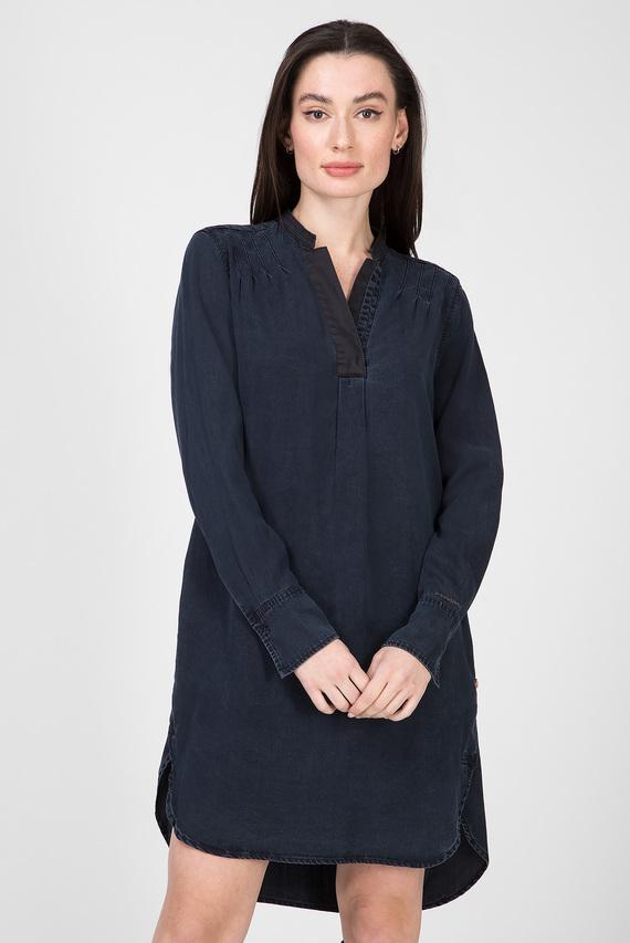 Женское темно-синее платье Ogee