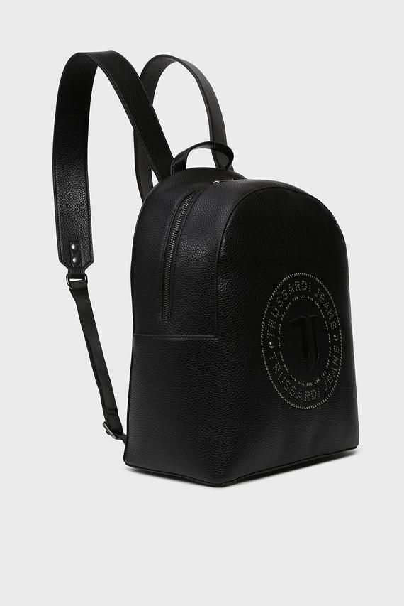 Женский черный рюкзак HARPER TUMBLED
