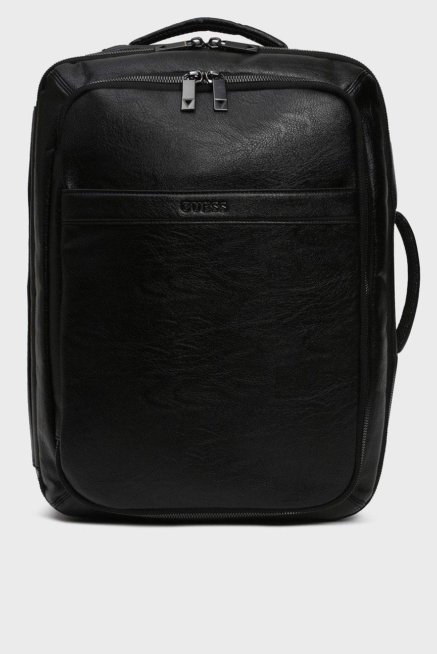 Мужской черный рюкзак CITY WORKBAG BACKPACK