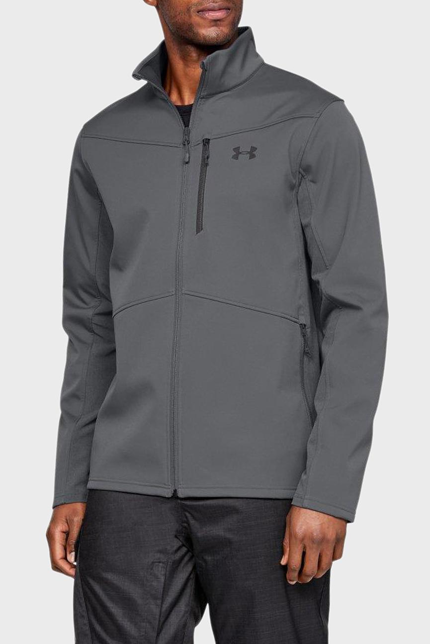 Мужская серая куртка FC Softshell