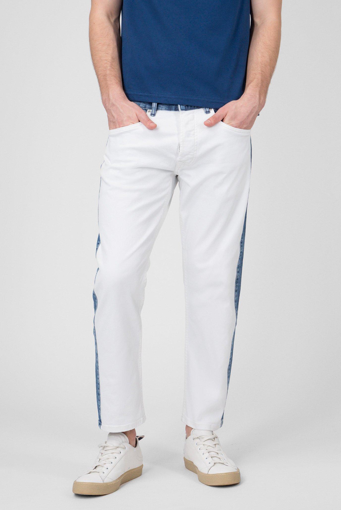 Мужские белые джинсы Archive Callen 1