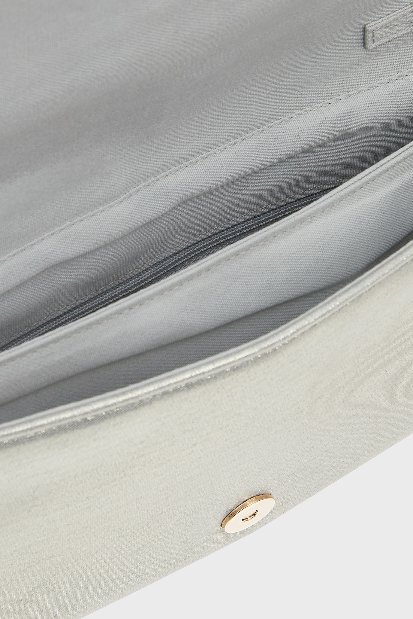 Купить Женский серебристый клатч CHARLOTTE SHIMMER Accessorize Accessorize 589804 – Киев, Украина. Цены в интернет магазине MD Fashion