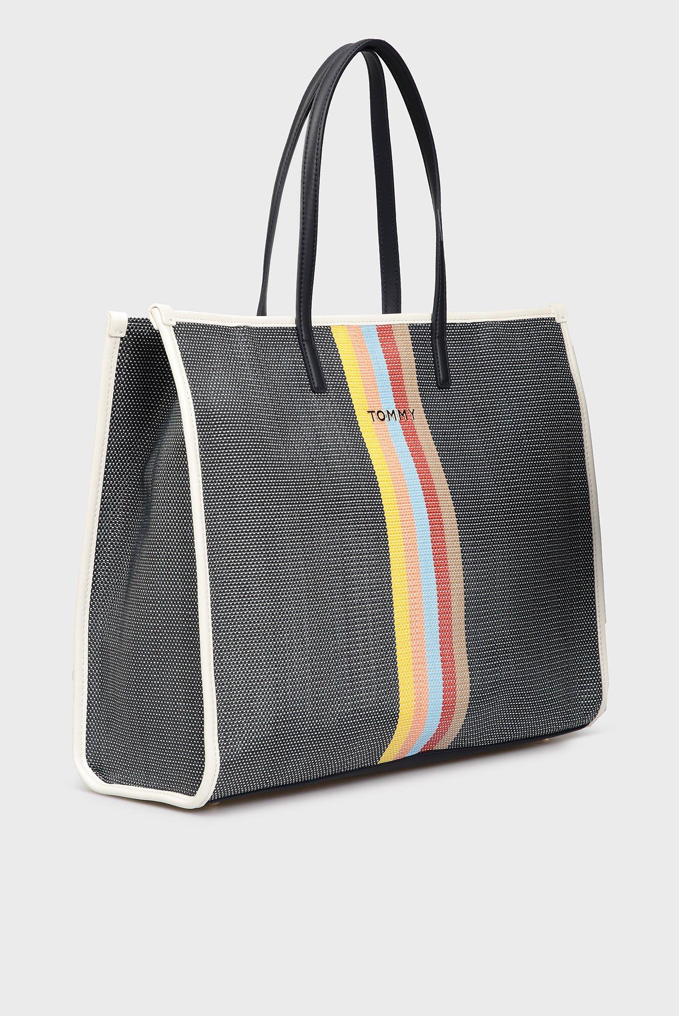 Женская сумка BEACH BAG RAFFIA Tommy Hilfiger