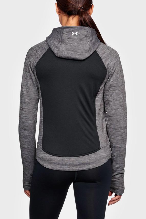 Женская серая куртка UA Armour Reactor 3G FZ