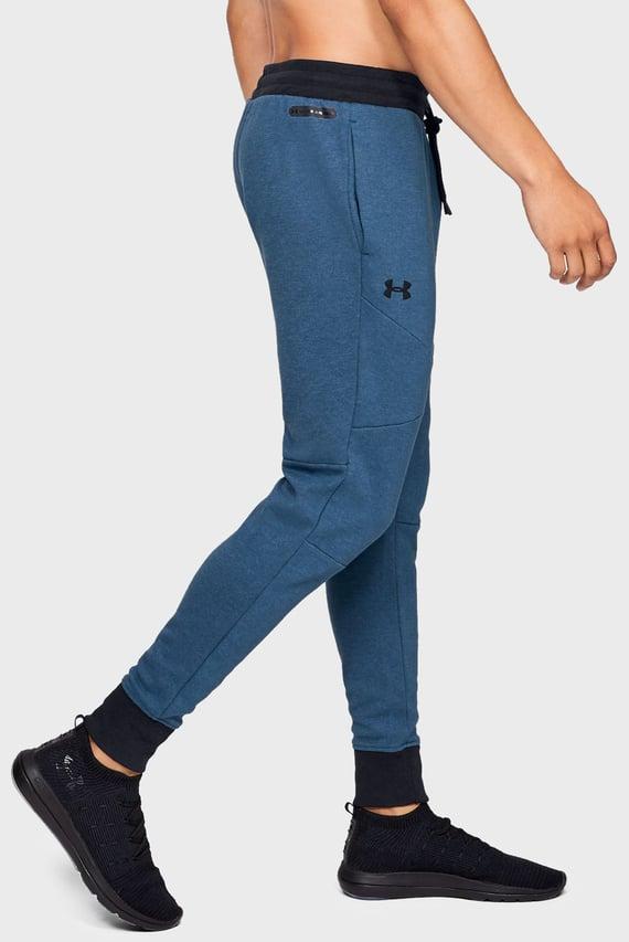 Мужские синие спортивные брюки UNSTOPPABLE 2X KNIT JOGGER