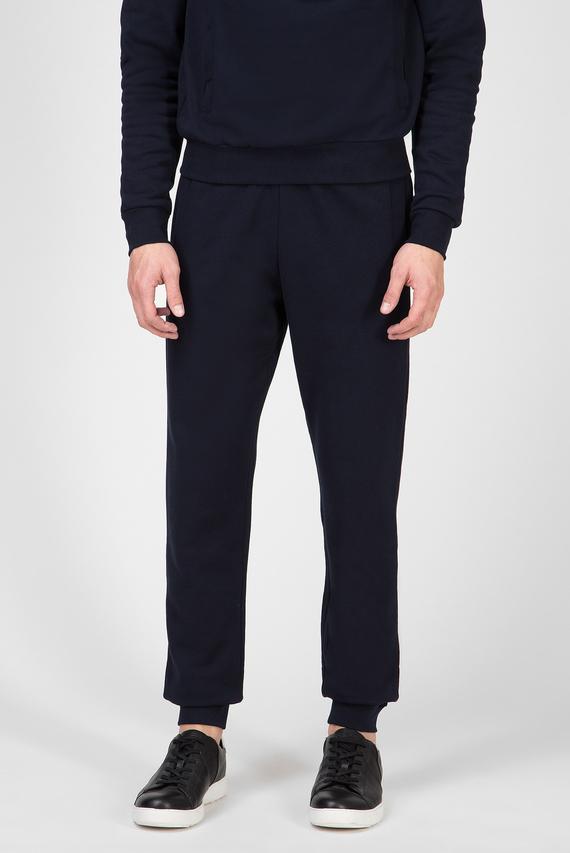 Мужские темно-синие спортивные брюки REGULAR FIT