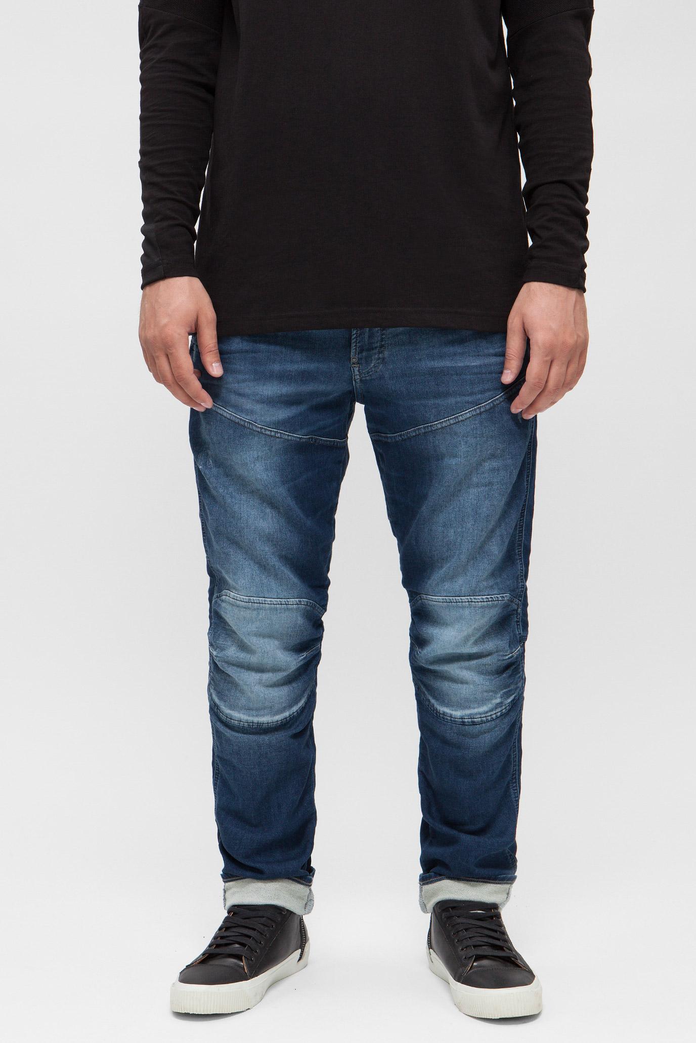 Купить Мужские темно-синие джинсы 5620 3D Sport Straight Tapered G-Star RAW G-Star RAW D09159,9487 – Киев, Украина. Цены в интернет магазине MD Fashion