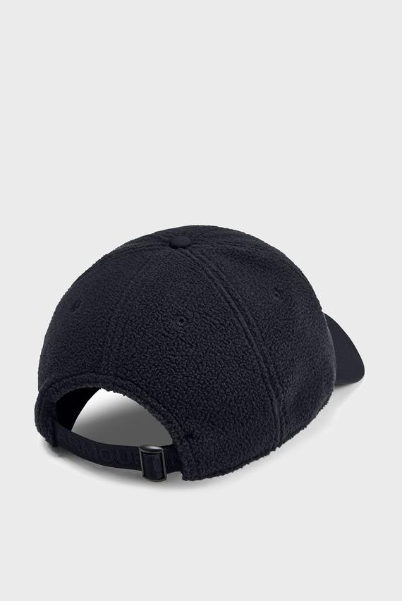 Мужская черная кепка Men's Unstoppable Fleece