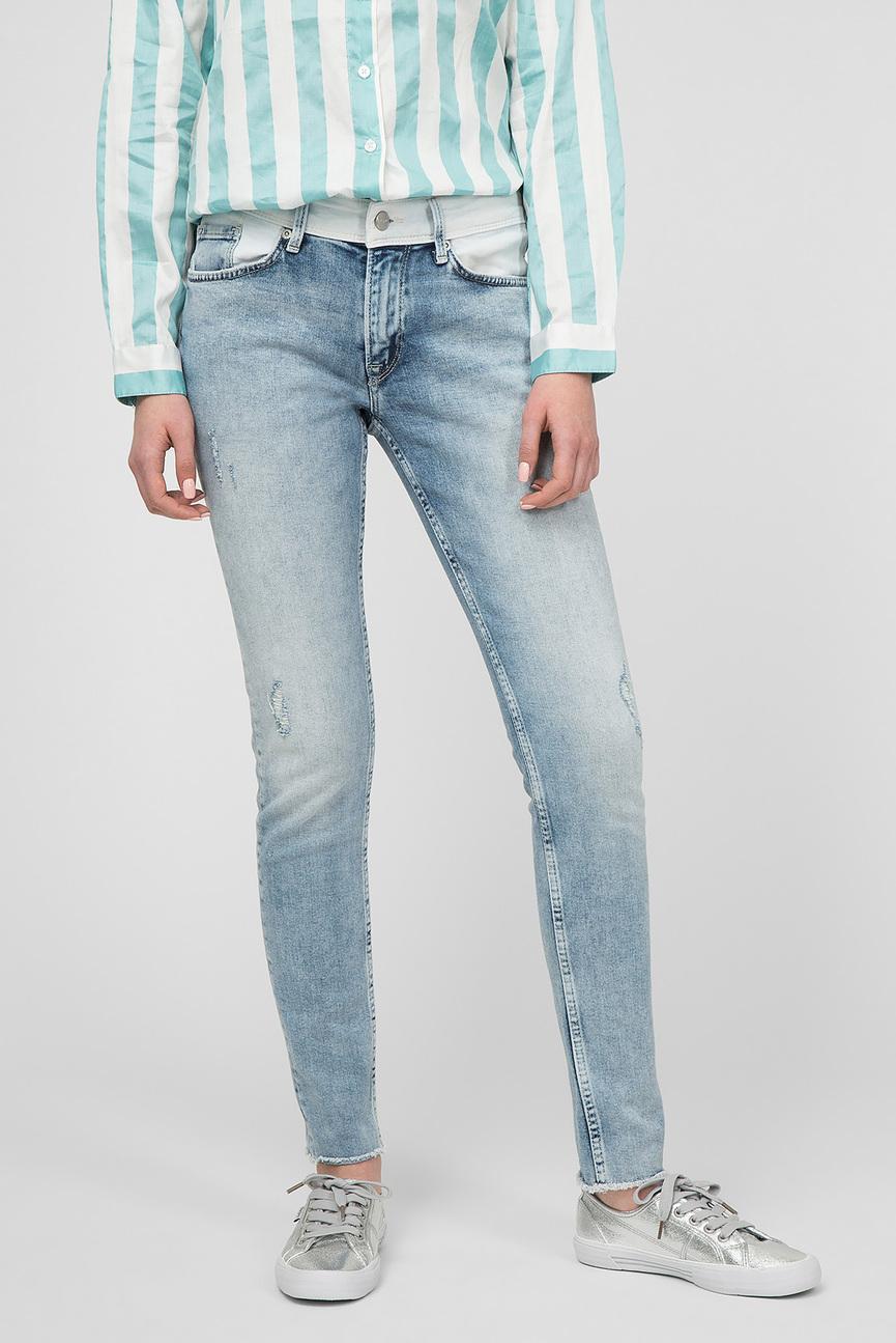 Женские голубые джинсы JOEY MIX