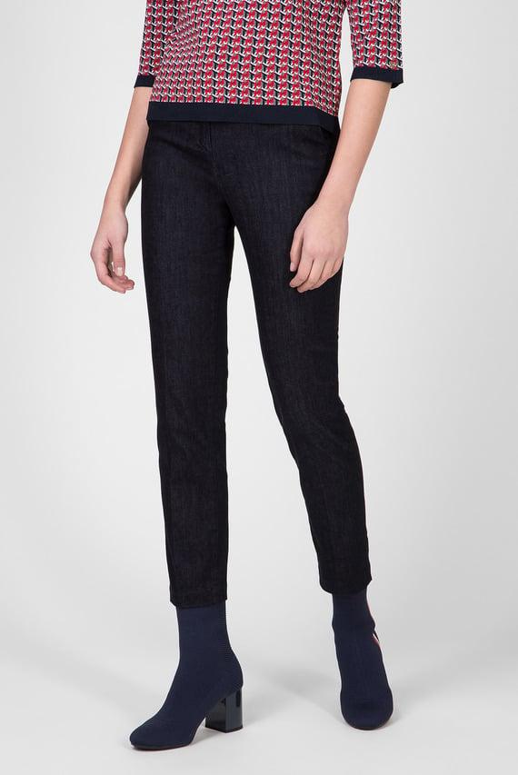 Женские темно-синие джинсы CHINO RIKA