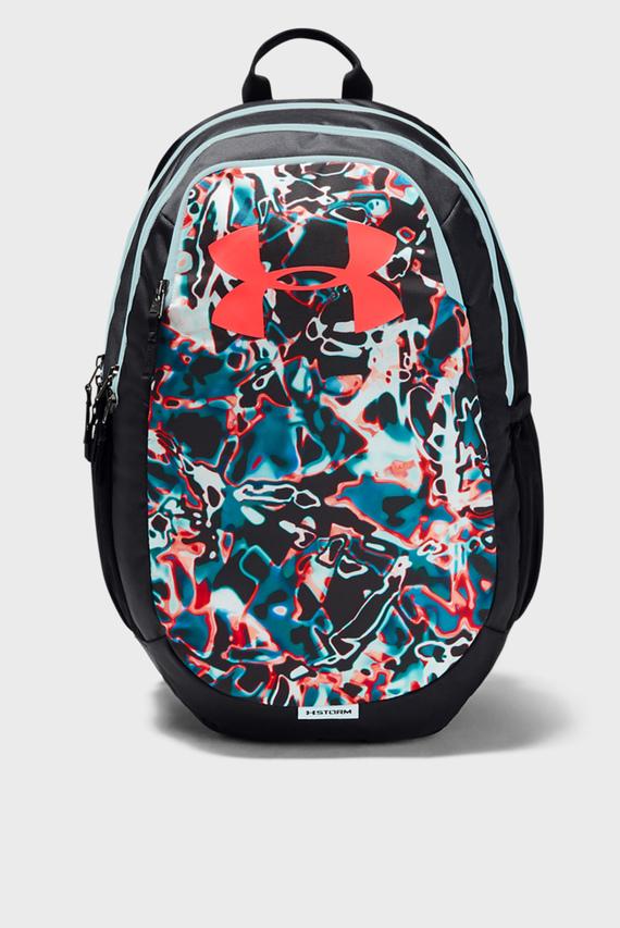 Черный спортивный рюкзак UA Scrimmage 2.0