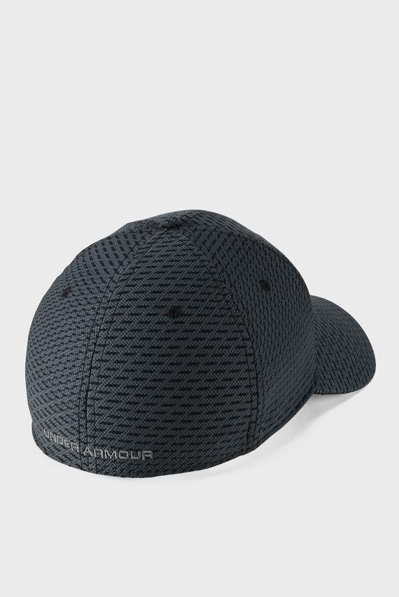 Мужская черная кепка Men's Printed Blitzing 3.0