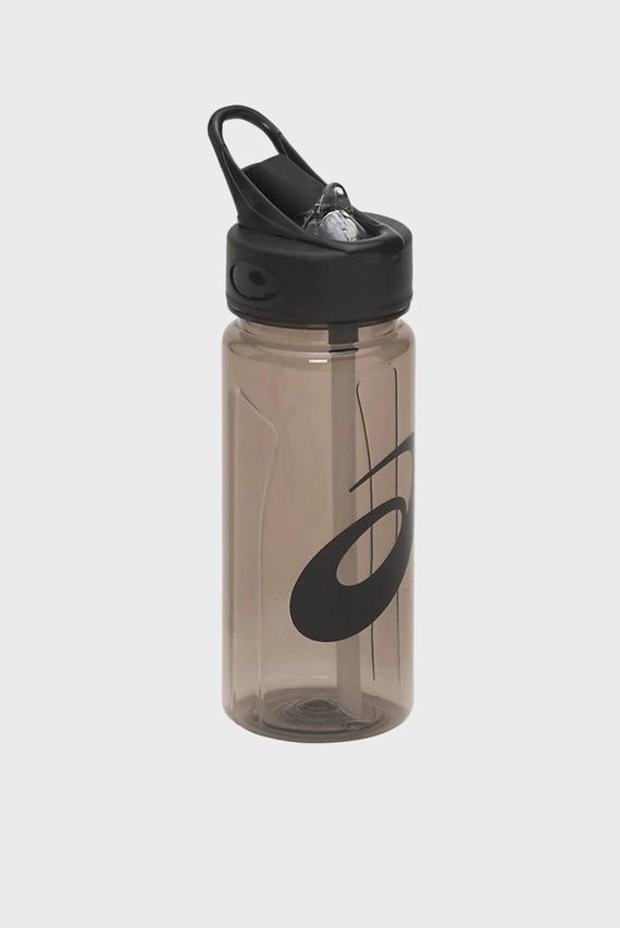 Серая бутылка для воды BOTTLE 0.6L