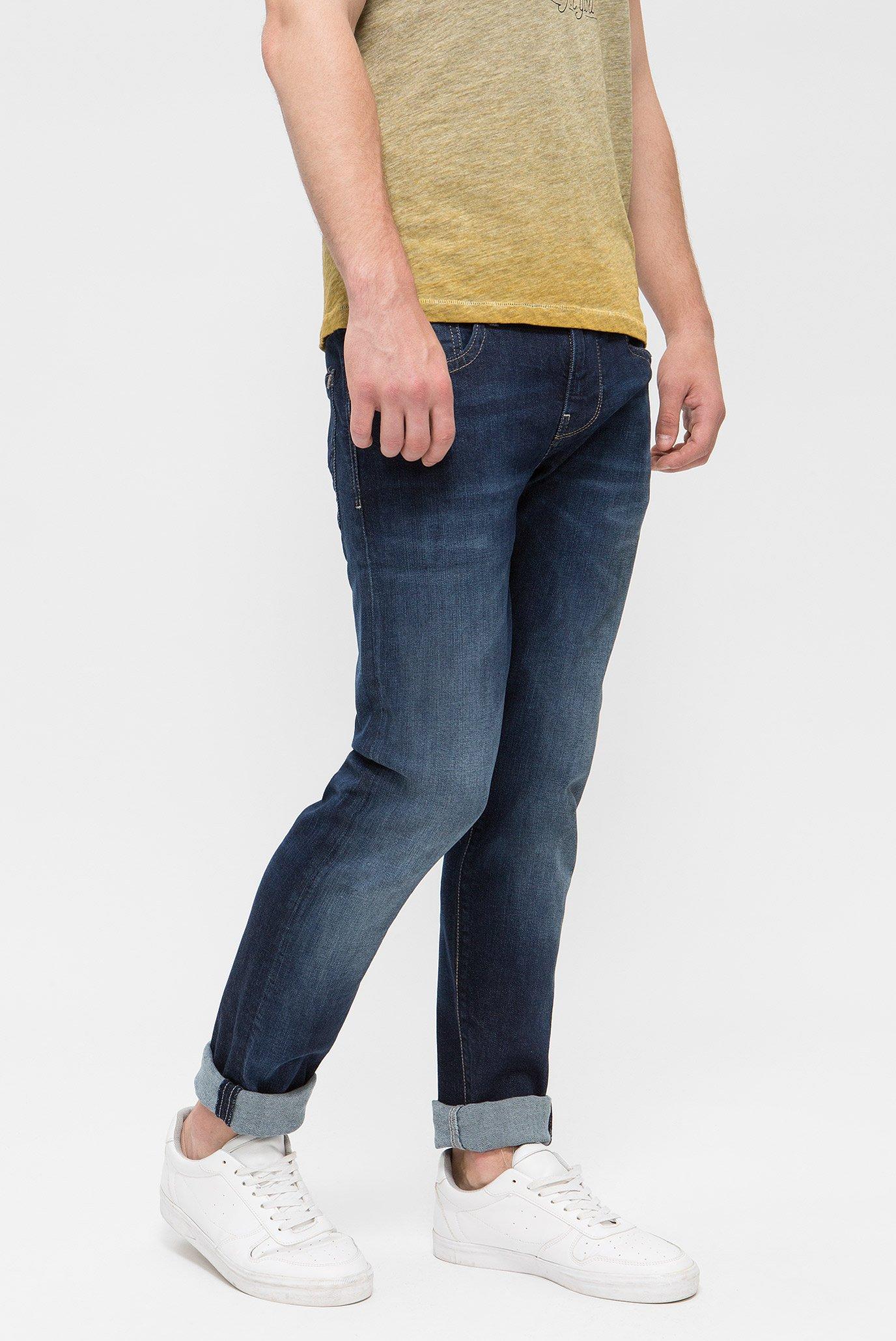 Купить Мужские темно-синие джинсы HATCH Pepe Jeans Pepe Jeans PM200823CH02 – Киев, Украина. Цены в интернет магазине MD Fashion