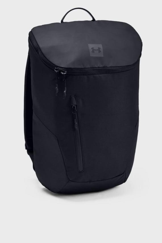 Черный рюкзак UA Sportstyle Backpack-BLK
