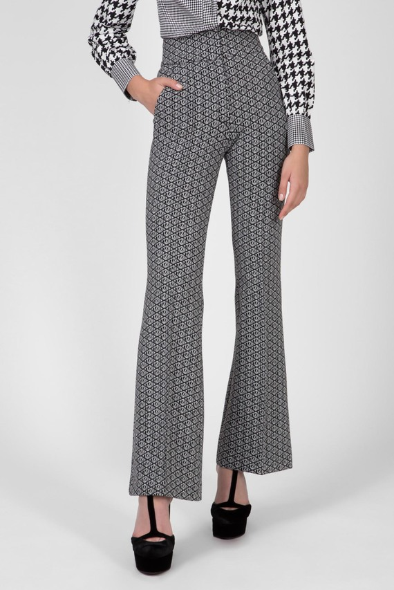 Женские брюки с узором ZENDAYA JJ HW
