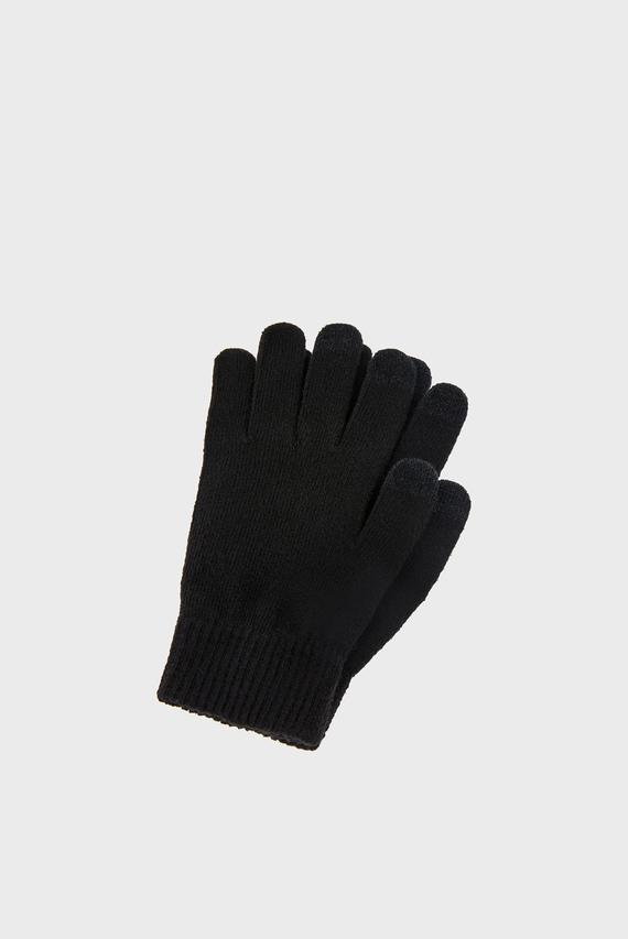Женские черные перчатки OPP SUPERSTRETCH REC