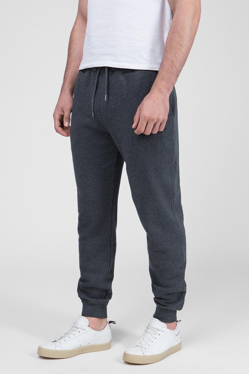 Мужские серые спортивные брюки HUGEN