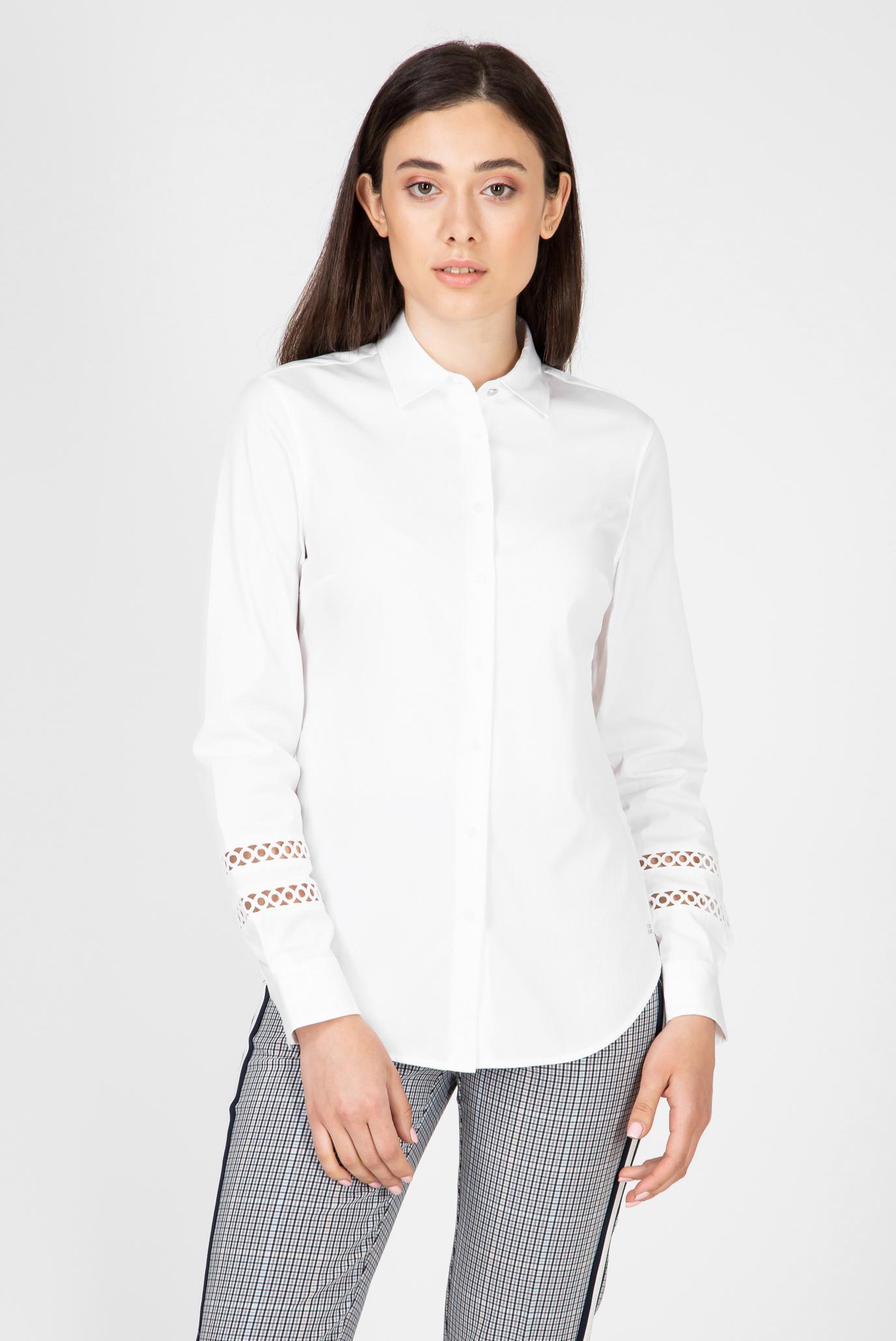 Женская белая рубашка DARIA Tommy Hilfiger