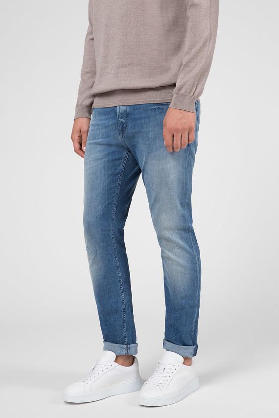 Мужские голубые джинсы UNITY SLIM