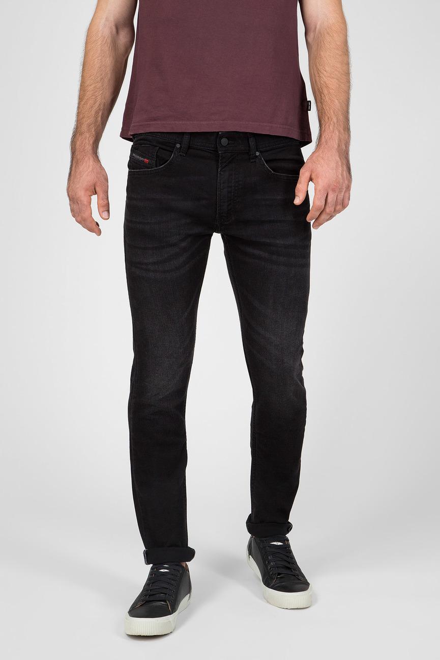 Мужские черные джинсы THOMMER L.32 PANTALONI
