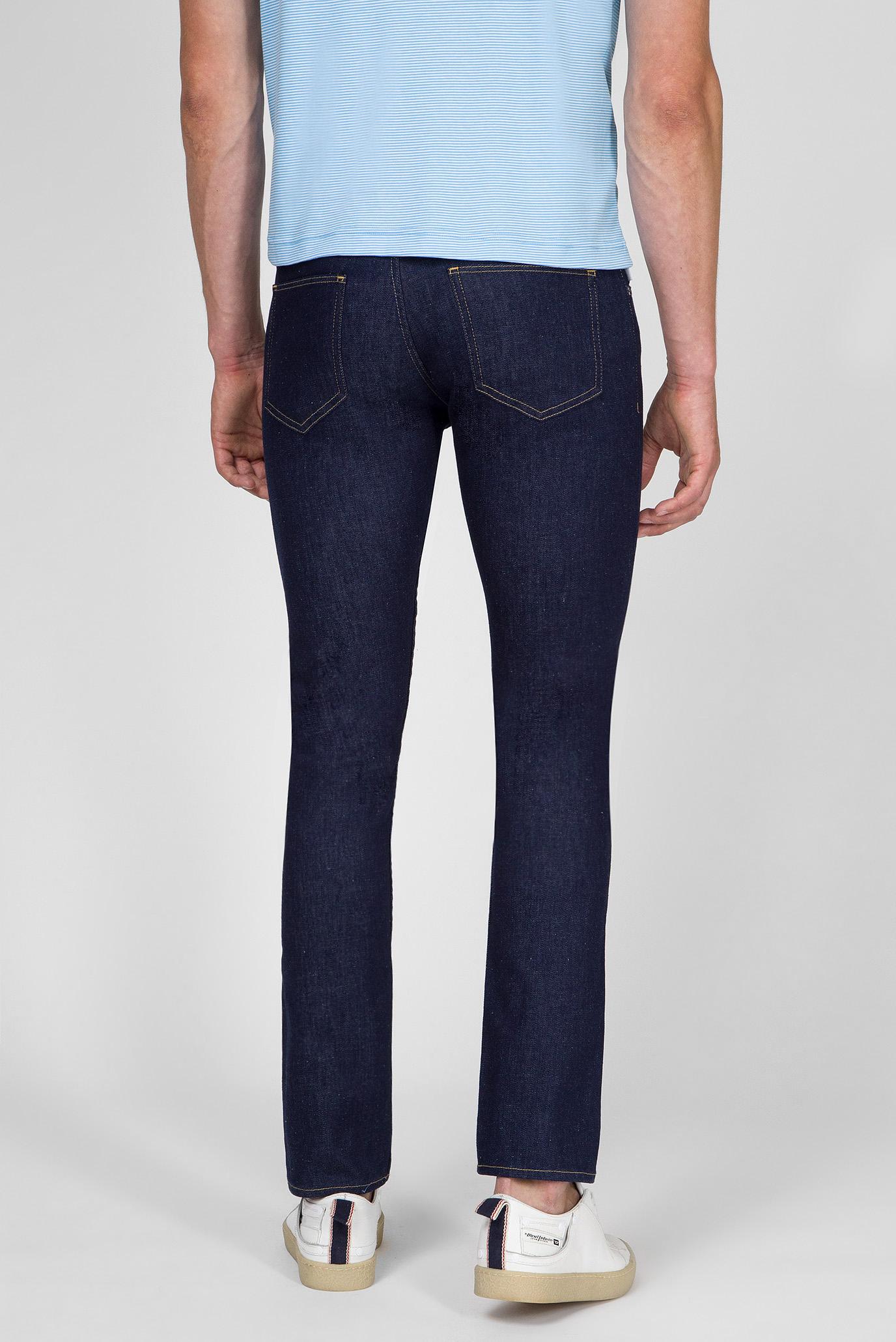 Купить Мужские темно-синие джинсы SLIM FIT BLUE STRETCH DENIM Calvin Klein Calvin Klein K10K102668 – Киев, Украина. Цены в интернет магазине MD Fashion