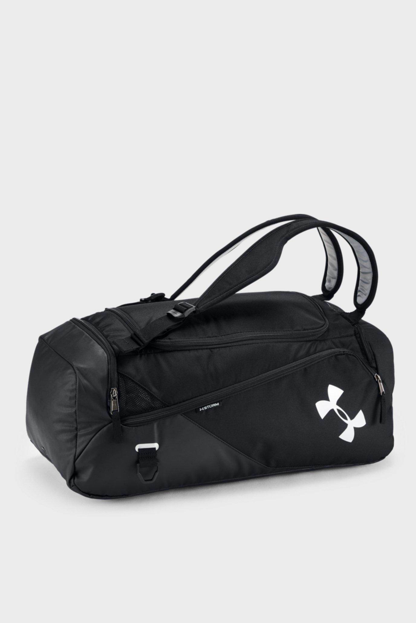 9fb1731e822d Купить Черная спортивная сумка Contain Duo 2.0 Under Armour Under Armour  1316570-001 – Киев, Украина. Цены в интернет магазине MD Fashion