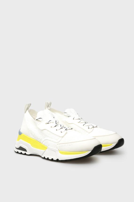 Женские белые кроссовки HENSLEY