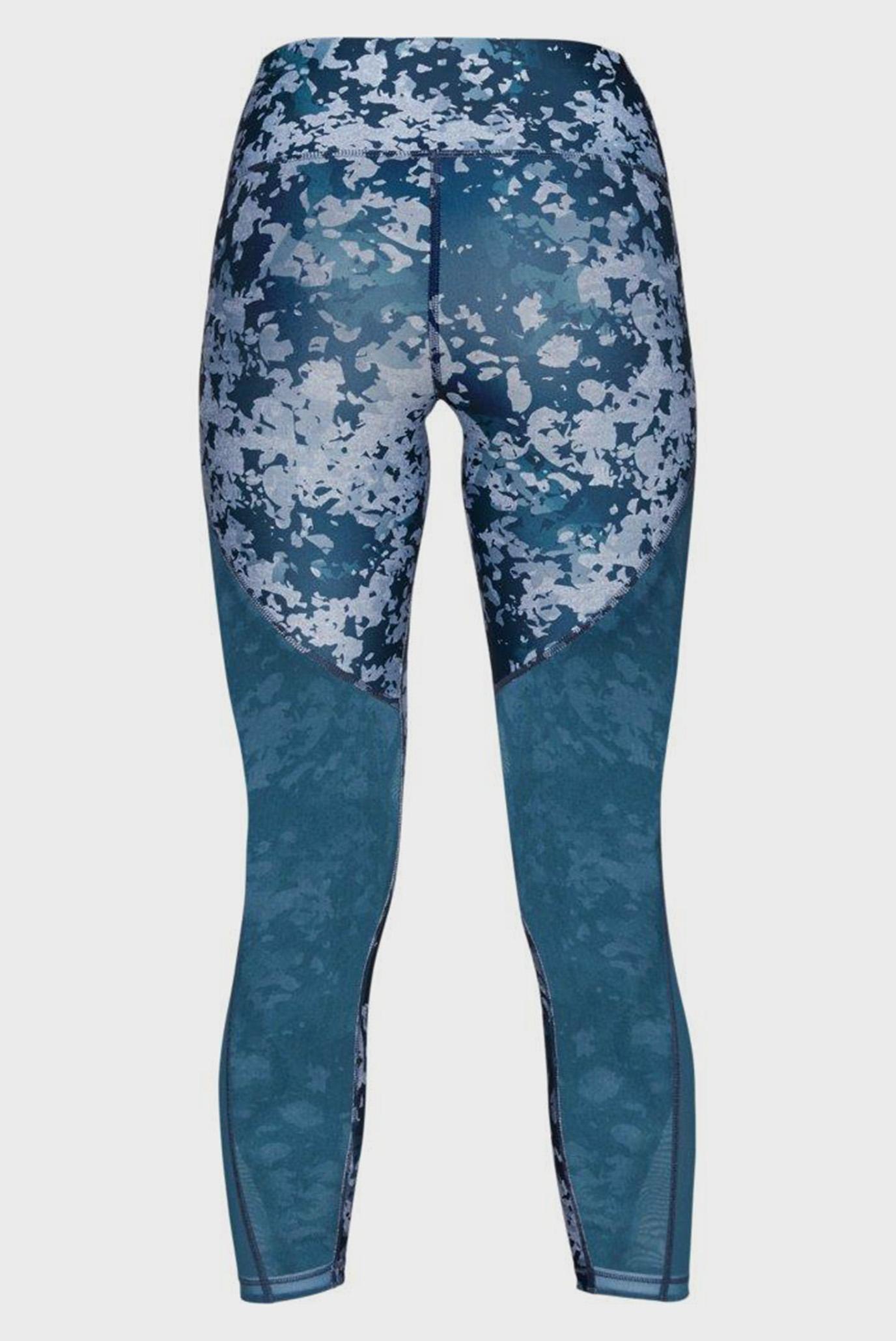 Купить Женские синие легинсы UA HG Ankle Crop Dbl Nov Pnt Under Armour Under Armour 1329492-414 – Киев, Украина. Цены в интернет магазине MD Fashion