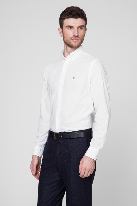 Мужская белая рубашка WCC CLASSIC POPLIN