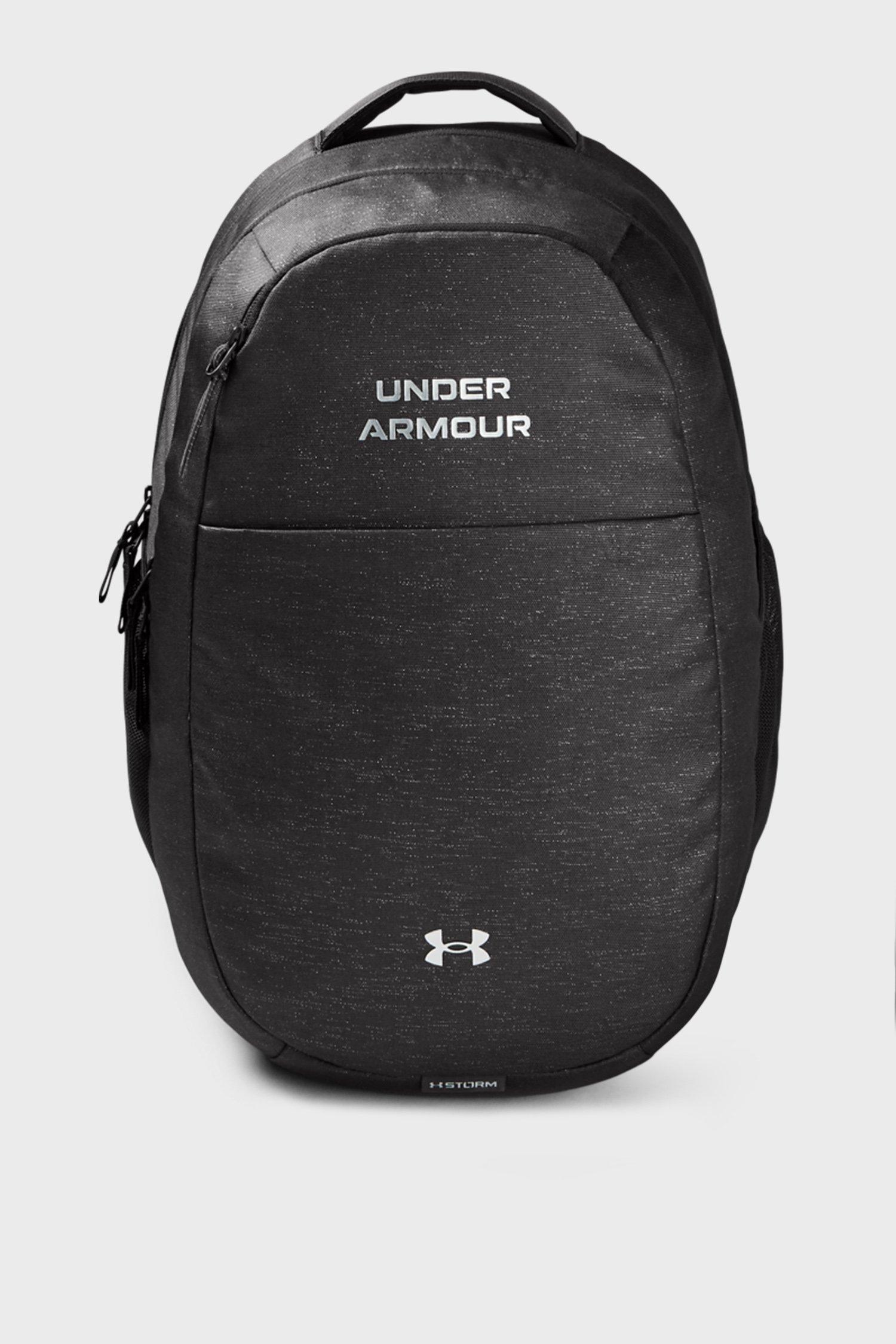 Женский темно-серый рюкзак UA Hustle Signature 1