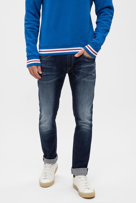 Мужские темно-синие джинсы ROB