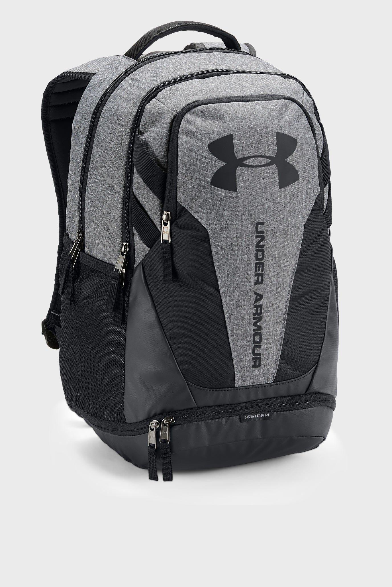 Купить Мужской серый рюкзак Hustle 3.0 Under Armour Under Armour 1294720-042 – Киев, Украина. Цены в интернет магазине MD Fashion